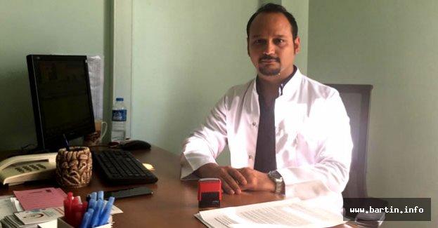 Dr. Murat YASSA Göreve Başladı