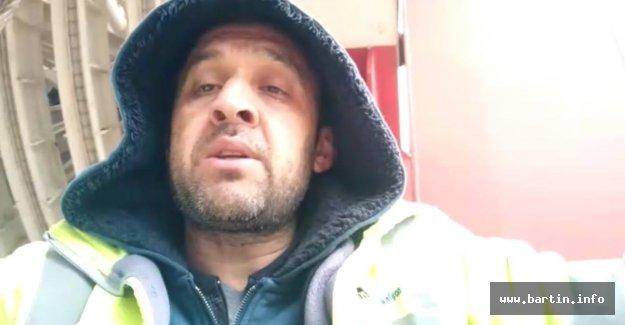 Eylemci İşçi Hastaneye Kaldırıldı