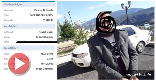 Sahte Dekontla Kandırdı, Tutuklandı