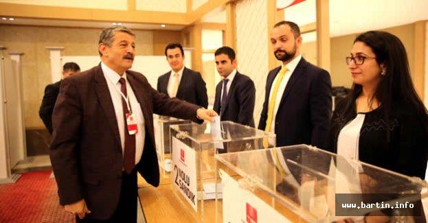 TBB Meclisi Ankara'da Toplandı