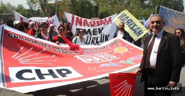 CHP'de hareketli saatler, Görevden Alındılar