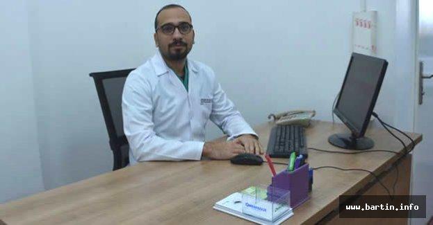 Dr. Fatih GÜMÜŞ göreve başladı