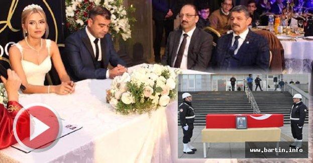 1 hafta önce evlenen Vali Yardımcısı Kazada Öldü