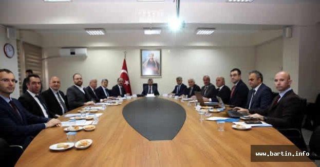 Bakka 2018'in Son Toplantısını Bartın'da Yaptı