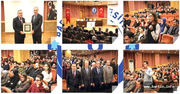 Bartın'da Türkiye'nin Geleceği Konuşuldu