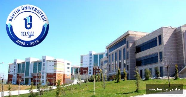 Bartın Üniversitesi'ne 381 Milyon TL