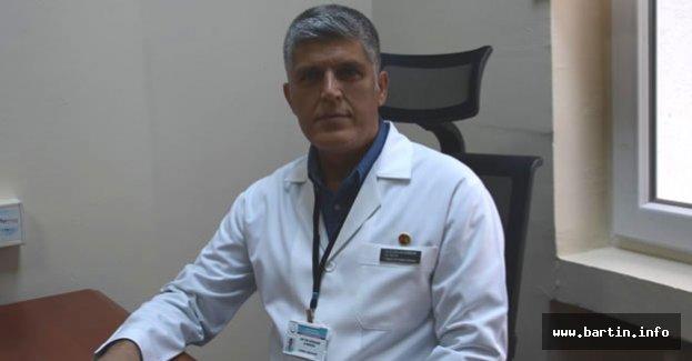 Dr. Gökhan AYBERİK göreve başladı