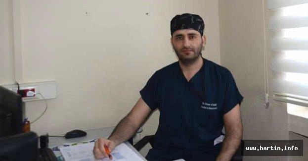Dr. Sinan ATAİBİŞ göreve başladı