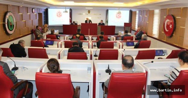 2019 Yılı Meclis Toplantıları Başladı
