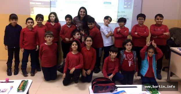 BÜNSEM'den İlköğretim 3. sınıflara İngilizce