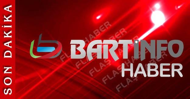 Bartın'da Deprem Paniği