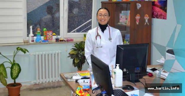 Dr. Serap SAPMAZ göreve başladı