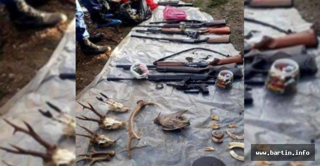 Kızıl Geyik Avcısına 32 Bin TL Ceza