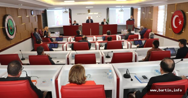 6.Dönem Meclis Son Toplantısını Yaptı