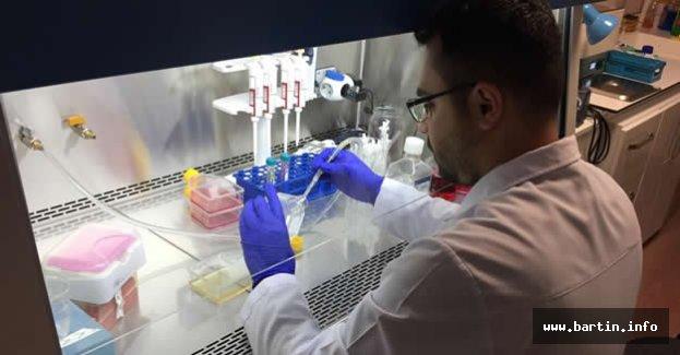 Bartın'da Kanser Araştırmalarına Tübitak Desteği