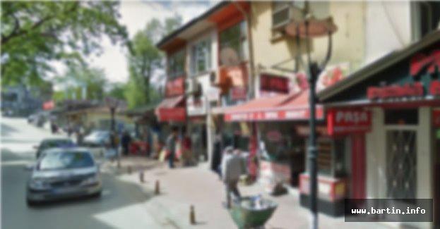 Bartın'da Pasta Hırsızı Yakalandı
