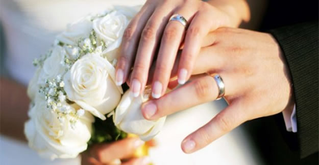 Evlenme İstatistiklerinde İlginç Tesadüf