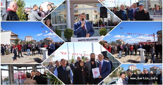 Karaköy'de Tapu Sevinci