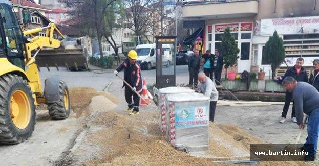 Kemerköprü'de Çöp Konteynerleri Yer Altına Alınıyor