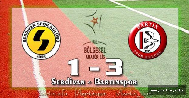 Bartınspor Şampiyonu Yendi Ama...