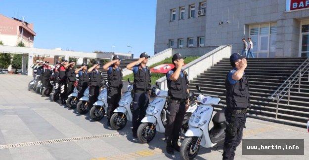 Bisikletli Polisler Geliyor