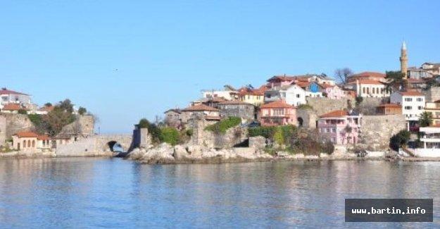 Amasra ve İnkum'da Otellerde Yer Kalmadı