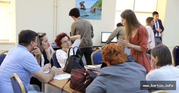 Bartın'da Eğiticilerin Eğitimi Çalıştayı