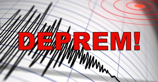 Bartın'da Korkutan Deprem