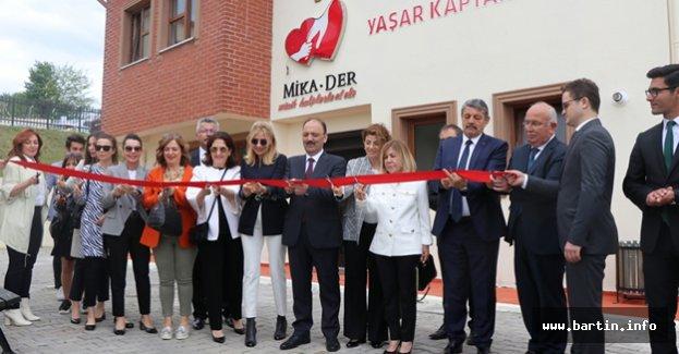Mika-Der Çocuk Evleri Açıldı