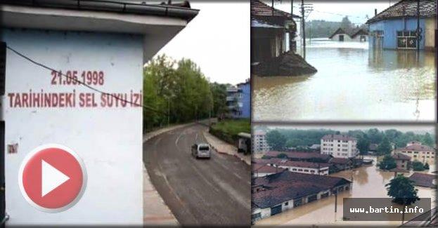 Sel Felaketinin 21. Yıldönümünde Bartın