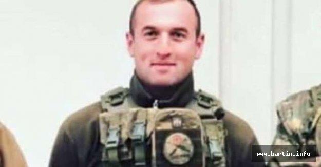 Bartınlı Asker Terör Saldırısında Vuruldu