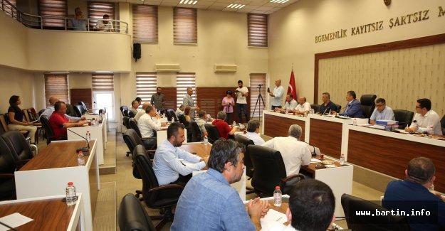 Mecliste 10 Madde Karara Bağlandı