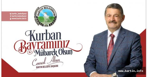 Başkan Akın'dan Bayram Mesajı