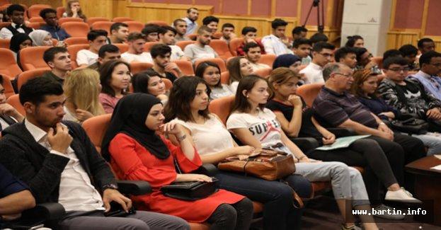 Bartın'da 52 Ülkeden 520 Öğrenci