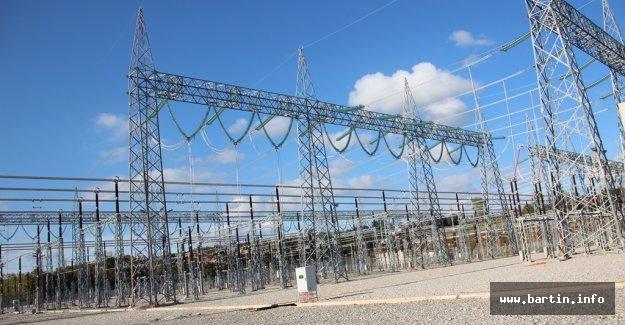 Bartın'da Elektrik Kesintilerine Son