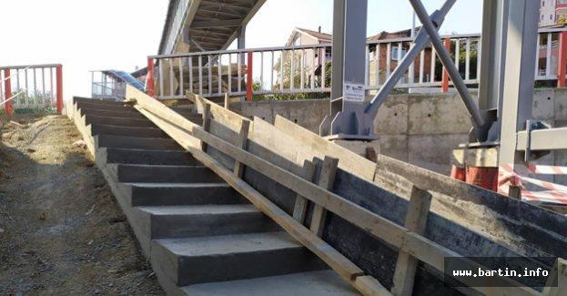 Çevre Yoluna Merdiven