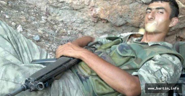 TIR askeri araca çarptı: 1 şehit, 14 yaralı