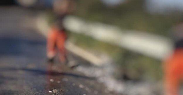 Hamsiler Yola Saçıldı
