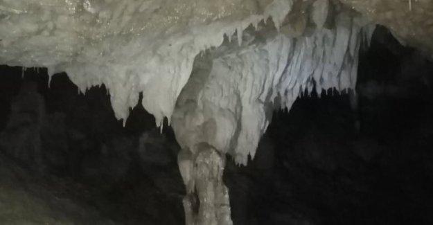 Saklı Hazine Kocareis Mağarası
