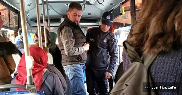 Halk Otobüsleri'ne Sıkı Denetim