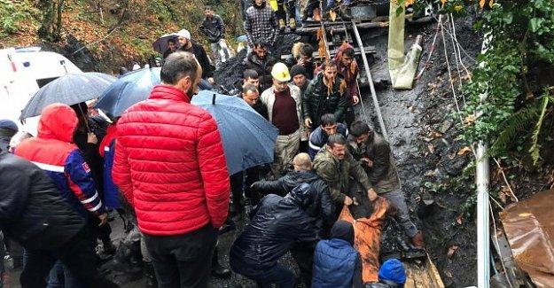 Kaçak Maden Ocağında Patlama: 2 Ölü, 1 Yaralı