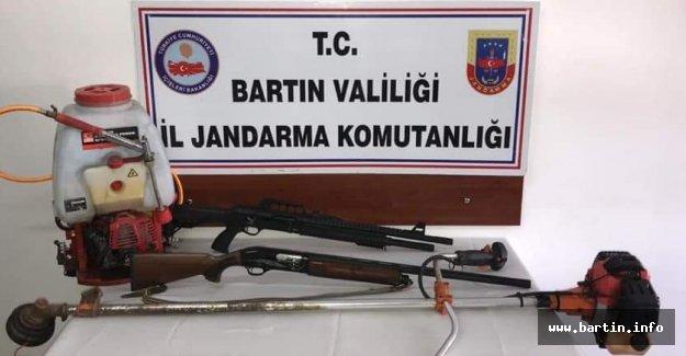 2 Köyü Soyan 3 Zanlı Tutuklandı