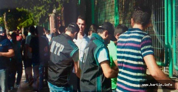 Bartın'da Aranan 9 Kişi Yakalandı
