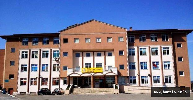 Bartın'da Lise Kontenjanları Arttırıldı