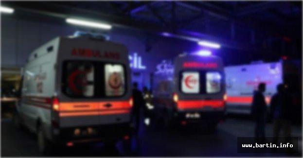 Elektrik Akımına Kapılarak Ağır Yaralandı