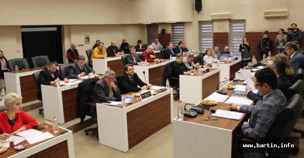 Yılın İlk Meclis Toplantısı Yapıldı