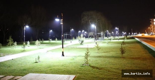 Elmalık Park'ta Son Hazırlıklar