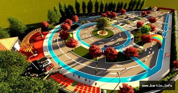 Kemerköprü'ye Trafik Eğitim Parkı