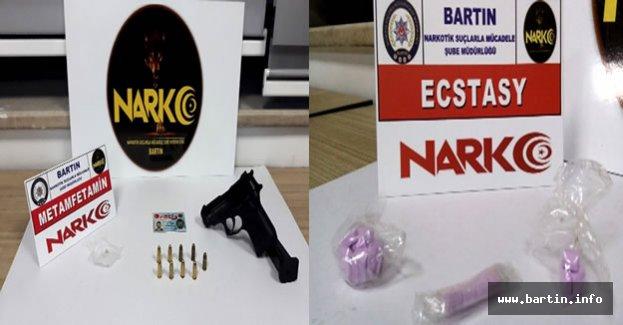 Zehir Taciri, Sahte Polis Kimliğiyle Yakalandı