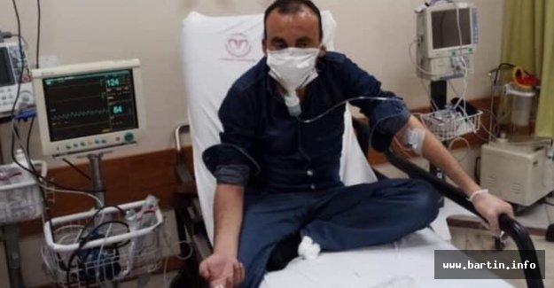 112 Çalışanı Koronavirüse Yenik Düştü